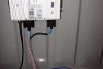 SE-Gerät angeschlossen