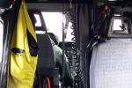 Blick vom Rücksitz