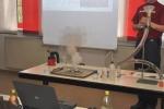 Unterricht Brennen und Löschen
