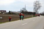 Richtung Bächingen mehr Müll