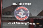 Logo Flugplatzfeuerwehr JG 74