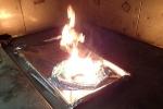 Brandversuch