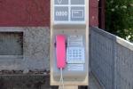 Neues Notruftelefon am Rathaus