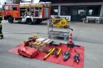 Werkzeug bereit