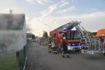 Feuerwehren gehen in Stellung