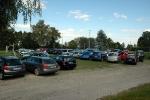 Parkplatzsituation Sportplatz