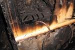 Bild zu Teil 4: Saunabrand