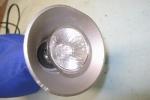 Bild zu Teil 7: Leuchte und Polstermöbel