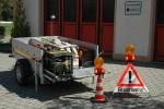 MZA-Beladung Verkehrsabsicherung
