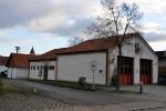 Gerätehaus seitlich Dez. 2011