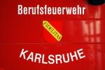 Besuch bei der BF Karlsruhe
