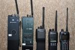2m- und digitale Handfunkgeräte