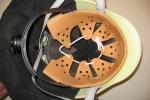 EN 443-Helm mit Schnellverstellung