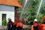 Außenbrandbekämpfung