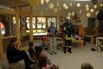 Verwandlung zum Feuerwehrmann