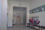 Vorbereitung im Gebäude
