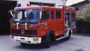 Das neue Löschgruppenfahrzeug LF8/6