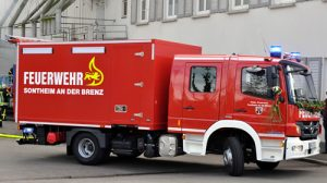 Logistik-Lkw